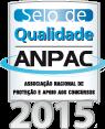 Selo de qualidade Anpac